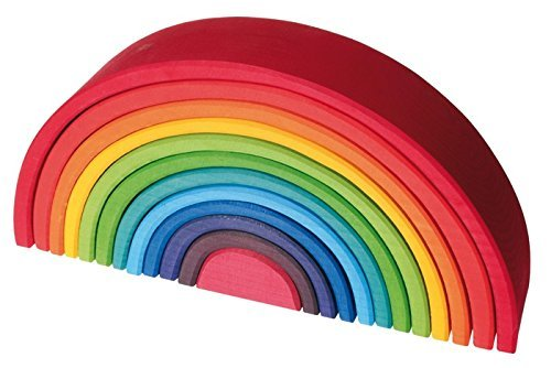 Grimm's Rainbow – 12 Pieces – Large